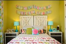 Kids' Spaces / by The Art of Space by Mary Cook