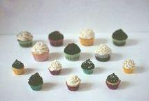 C u p c a k e s. / Cute & Crazy Cupcake Ideas for @Carolynn Rushton!