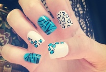 Nails / Awesome nail designs! / by Krista Shaffer