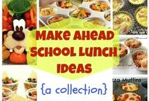 School Lunch / by Shara from Palmettos and Pigtails