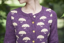 Knit - Cardigans & Sweaters / by anemone