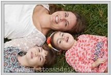 Family Photo Shoot / by Shara from Palmettos and Pigtails