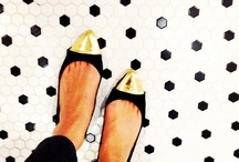let's get some shoes. / Shoes that I adore.