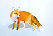 inspiration: Fox / a collection of images of foxes / by Jessica Swift