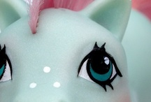 My Little Pony / My Little Pony figures and accessories / by Shina J
