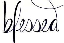 I Am Blessed  / by Julie Copeland