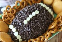 Super Bowl Food / anything that will be a hit at a Superbowl Party! / by Blessed Beyond a Doubt
