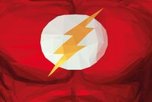 Scarlet Speedster / The Flash / by BEWsomething
