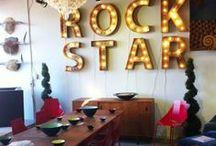Rock n Roll Interiors