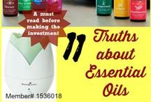 The Gift of Essential Oils / Read and learn about how essentials oils can change your family's lives. Tips on essential oils for sleep, essentials oils for anxiety, and much more.  Member# 1536018 - Young Living Oil Consultant  / by Blessed Beyond a Doubt
