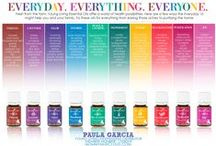 Young Living Essential Oils / Young Living Essential Oils / by Paula Garcia
