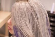 Going Silver/Going Gray / Follow my journey to going natural after twenty years of coloring my hair. I love my silver!