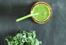 Smoothies / Drink up for health.