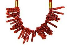 Necklace Ideas - Coral / by Debby Urban