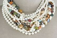 Necklace Ideas - Pearls / by Debby Urban
