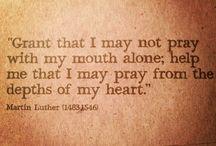 Prayer and Praise❤️