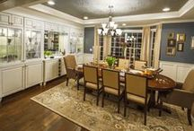 Dining Room Entertaining / From rustic to sophisticated, dining rooms are spaces that seek to entertain and inspire.
