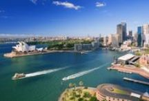 Sydney, New South Wales / Sydney is one of the world's most iconic cities, boasting natural  splendor and beauty. The famous Sydney Harbour has captivated travellers for hundreds of years, from backpackers and adventure seekers, to luxury holiday makers and once in a life time travellers.