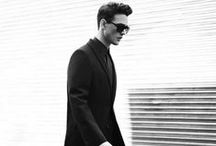 MINIMALISM FOR MEN FASHION / Minimalism is forever lasting and is always a safe choice.