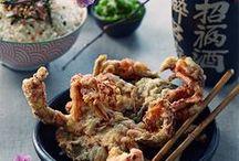 Delicious Oriental meals