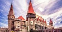 Transylvania  Romania Travel -  Best Things to do ❤ / Transylvania Romania travel destinations: best medieval castles, home of Dracula, nature,  recommended by Kiara Yew adventures team for children and parents as well