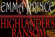 The Sinclair Brothers Trilogy / Inspirations for my Scottish historical romances, Highlander's Ransom, Highlander's Redemption, Highlander's Return (Bonus Novella), and Highlander's Reckoning (The Sinclair Brothers Trilogy)