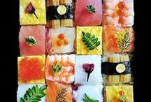 Food, tasty beauties / When food becomes an art piece #yummy #wow