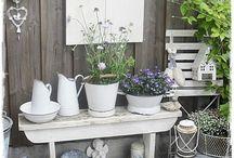 Outdoor design / Arte, composizioni e decorazione d'esterni