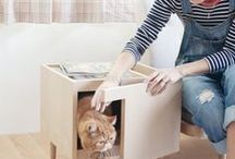 Designed for pets / Ideas for your pets !