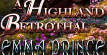 A Highland Betrothal (Highland Bodyguards, Book 4.5)