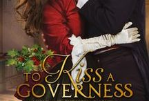 To Kiss a Governess inspirations