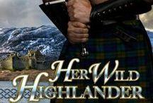 Her Wild Highlander (Highland Bodyguards, Book 8) / https://amzn.to/2IUqheH
