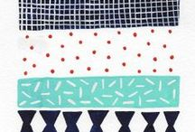 Patterns and Color Combo / by Ann Monzon