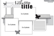 Scrapbooking Ideas / by Ashlee Roswell