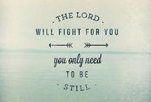 { faith } / by Kelsey Ann