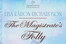 The Magistrate's Folly / by Lisa Richardson