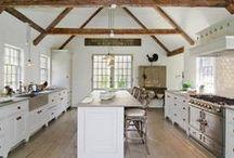 Kitchens, Pantrys