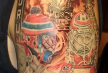 Tatouages Tricolore / Habs Ink / by Canadiens de Montréal