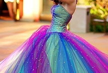 Fancy Dresses I Love!  / by Ashlee Roswell