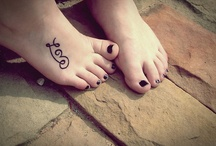 Tattoos  / by Ashlee Roswell