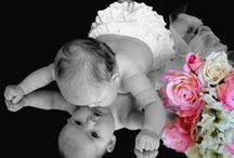 Baby Photo Inspiration / gorgeous baby photos providing inspiration for lasting memories