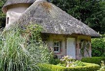 Irish Cottage, Ireland and Scotland