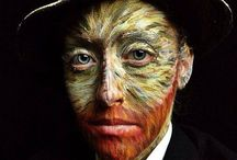 Costume faces / by Balanced Yin