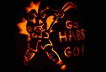 #HockeyHalloween / De superbes citrouilles créées par des partisans pour l'Halloween / Amazing pumpkins submitted by awesome fans for Halloween. / by Canadiens de Montréal