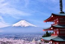 Japan / by Todd Keller