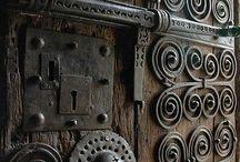 Gates, Fences, Doors & Windows / by Denver Toth