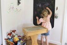 kids' spaces