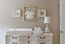 Gorgeous Baby Nurseries / how to... decorate the baby nursery