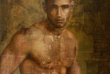 PAINTED BODY MALE