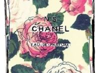 CHANEL AND DIOR BOTTLES